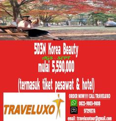 Tour Korea Beauty 5D3N