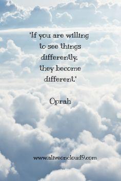inspirational quote, Oprah Winfrey