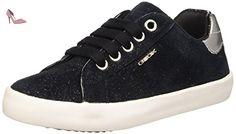 U Clemet A, Sneakers Basses Homme, Noir (Black), 40 EUGeox