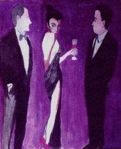 Woman with a Backless Dress and Drink. Image for Erotic Fiction: God Rest Ye Merry Gentlemen by Malin James
