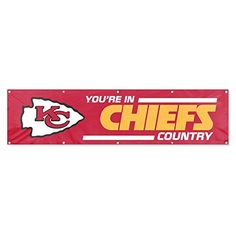 NFL Kansas City Chiefs 8 Foot Banner Party Animal http://www.amazon.com/dp/B0000AX9FL/ref=cm_sw_r_pi_dp_7HBKwb0MFWZS7