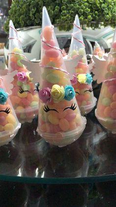 Unicórnio - Decoração festa infantil #1aninhodamartina Mamãe inventando...