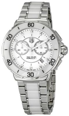 Amazon.com: TAG Heuer Women's CAH1211.BA0863 Formula One Chronograph Watch: Tag Heuer: Watches