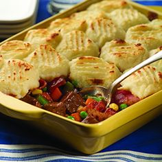 about Recipes - Potatoes - Pies on Pinterest | Mashed potatoes, Pies ...