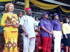 IKOLO: May Day Address of the Governor of Anambra State, ...