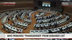 WHO removes transgender as mental disorder - MedicaL Life!