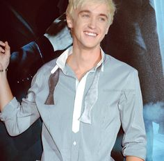 i don't think i would've hated draco so much if i knew he was going to look like this...