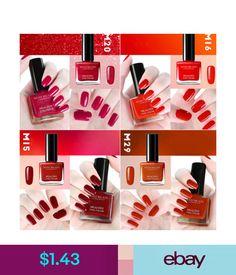 Nail Polish 50Color 11Ml Nail Art Smooth Stamping Polish Painting Salon Varnish Manicure Diy #ebay #Fashion