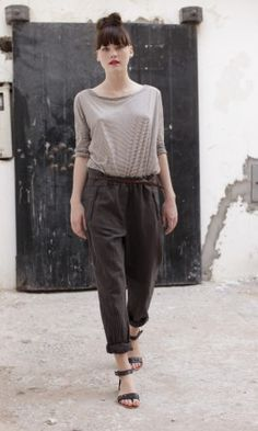 Trousers to make