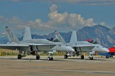 F/A-18 Hornet East Coast Demo Team
