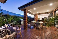 Harrisdale's Botanica by Dale Alcock Homes.