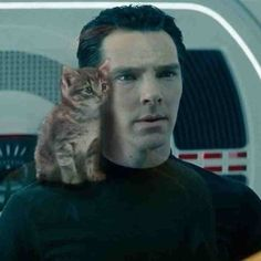 benedict cumberbatch and cat