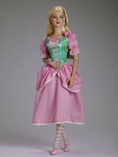 "TONNER- 22"" AMERICAN MODEL "" FAIRY TALE BASIC-""IN STOCK-2 WIGS-CLEARANCE #TONNER #AMERICANMODELCOLLECTION"