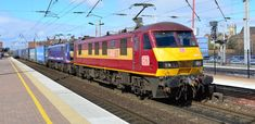 Image result for freight trains uk