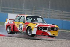 When Art Goes airborne | BMW | BMW art car | race cars | car photos | fast cars