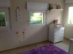 habitación de Inés, pintado con Pentrilo