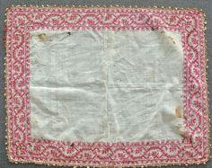 fazzoletto - handkerchief italy 16th century
