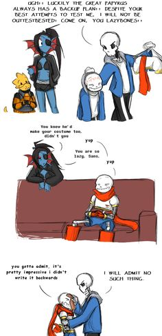 A follow-up to the dadsneeze from before. I figure Sans would be the kittensneezer since he can't open his mouth and all. Index Sans, Papyrus (c) Undertale: papyrus is concerned