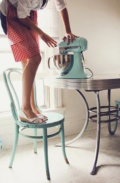 Retro Kitchen Aid