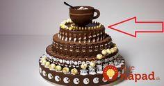 Pozrite si, čo toto sladké dielo dokáže. How To Make Chocolate, Chocolate Cake, Print 3d, Popcorn Cake, Food Artists, Fashion Cakes, Stop Motion, Cake Art, Amazing Cakes