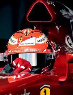 Ferrari Pilot: Kimi Raikkonen