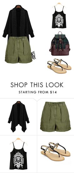 """""""Yoins 38"""" by edita-m ❤ liked on Polyvore featuring Topshop, yoins, yoinscollection and loveyoins"""