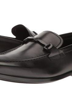Giorgio Armani Bit Loafer (Black) Men's Slip on  Shoes - Giorgio Armani, Bit Loafer, X2A303XAT2900002-001, Footwear Closed Slip on Casual, Slip on Casual, Closed Footwear, Footwear, Shoes, Gift, - Street Fashion And Style Ideas