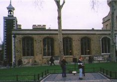 Chapel of St Peter ad Vincula, The Tower of London
