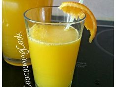 Orangeade - thermomix - (ou pas), Recette Ptitchef