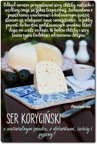 Domowy ser żółty przepis Olga Smile Fruit Recipes, Cheese Recipes, Sweet Recipes, Recipies, Polish Recipes, Polish Food, How To Make Cheese, Food Crafts, Dairy