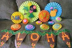 tiki  hawallana | Ideas de decoración para fiestas hawaianas | Handspire
