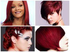 El color borgoña para el cabello, ¡sexy y atractivo! - http://www.entrepeinados.com/el-color-borgona-para-el-cabello-sexy-y-atractivo.html