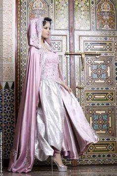 karako Traditional Algerian dress كراكو جزايري