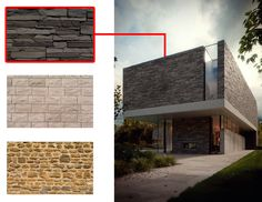 Mayang's huge database of high-resolution textures spans an incredible range of building materials.