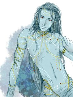 Jotun!Loki   I... I... I'm having a hard time looking away... and now I'm repinning..