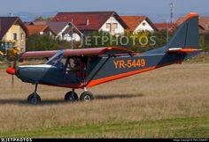 Reg: YR-5449 photos Aircraft: ICP MXP-740 Savannah Airline: Private