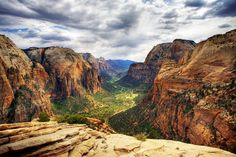 Angel's Landing is a tough hike with spectacular payoffs. In Zion National Park #endorsed Photo by Chase Lindberg