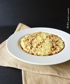 Di pasta impasta: Risotto all'aceto balsamico (Modena)