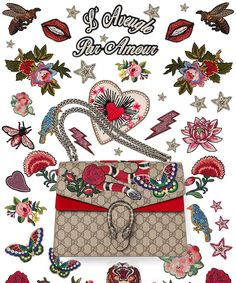 Gucci Launches a DIY Service to Customize Its Famous Dionysus Purse