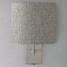 Park lane wall light nickel with black shade lighting pinterest park lane wall light nickel with black shade lighting pinterest park walls and lights aloadofball Choice Image