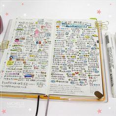 20150601-0607,第二十三週。 #Hobonichi #Planner #hobo #ほぼ日手帳 #ほぼ日手帳weeks #絵日記 #日記 #ほぼ日 #ほぼ日weeks #文具 #手帳好朋友