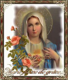 Litanies de Notre-Dame de Lourdes