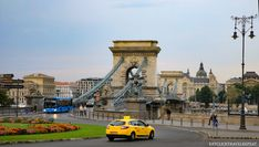 Must-see places in Budapest in an evening (Part 1) – Eat, Click, Travel and Repeat! Tower Bridge, Budapest, Repeat, Places To See, Paths, Challenges, Travel, Viajes, Destinations