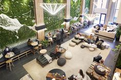 Looking for Coworking space in NYC at affordable cost? Browse on demand coworking space at Odoco. Search for shared office space near me, coworking space Brooklyn, Soho Coworking Space etc. Office Space Design, Workspace Design, Office Interior Design, Working Space Design, Cool Office Space, Office Spaces, Coworking Space, Space Interiors, Office Interiors