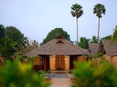 Aussergewöhnliche Hotels, Poovar Island Resort, Pavillon