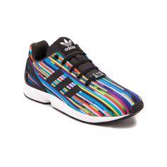 Tween adidas ZX Flux Stripe Athletic Shoe. Journeys Kidz 6cd6c60cc