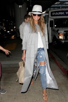 Chrissy Teigen has my favourite style out of all celebrities! Would die for her closet