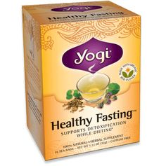 This tea decreases appetite and helps detox your body!! Amazing!!