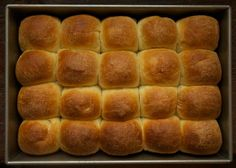 Posna peciva Quick Rolls, Dinner Rolls Recipe, Dinner Recipes, Yeast Rolls, Best Steak, Country Cooking, Food 52, Great Recipes, Main Dishes