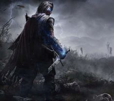 Middle-earth: Shadow of Mordor - Undead power ranger